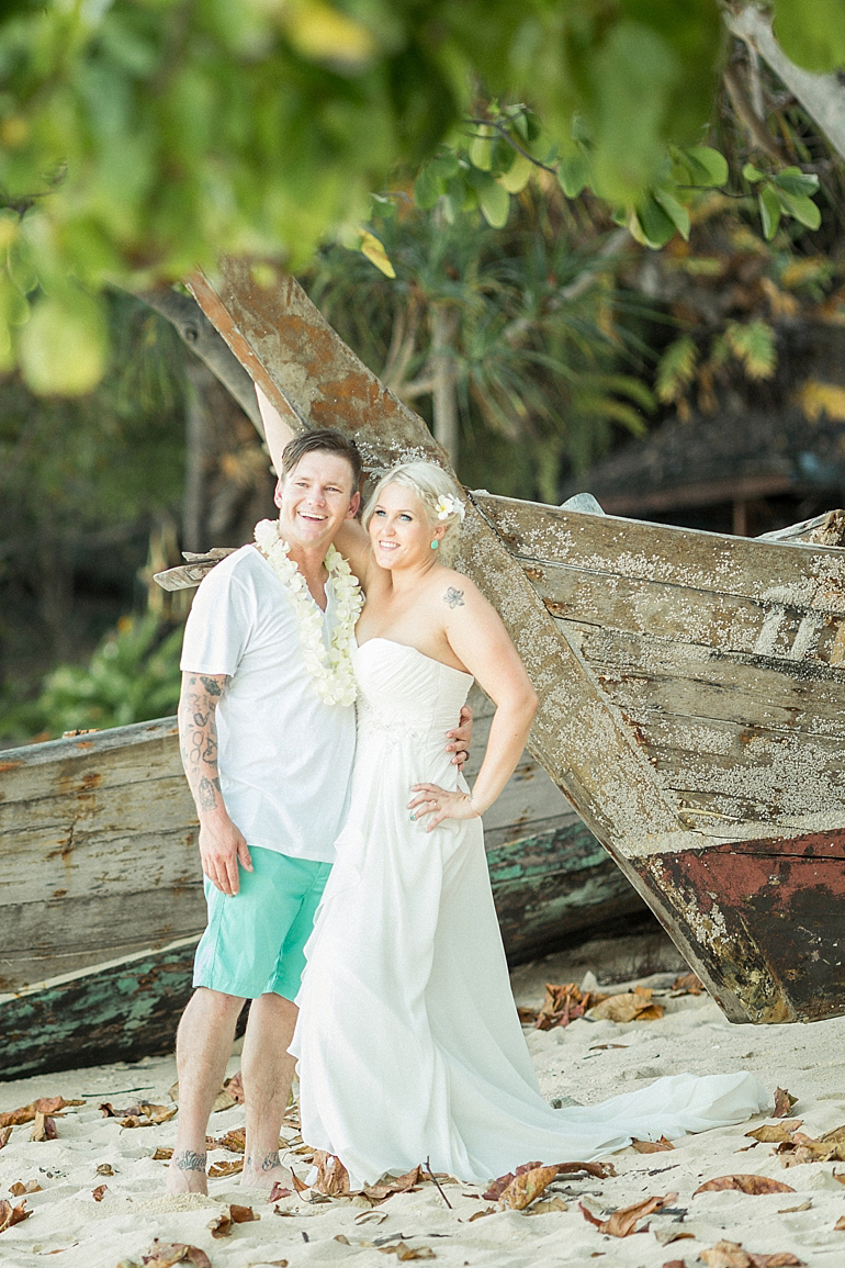 Bon Island Wedding Day for Chantelle & Renier