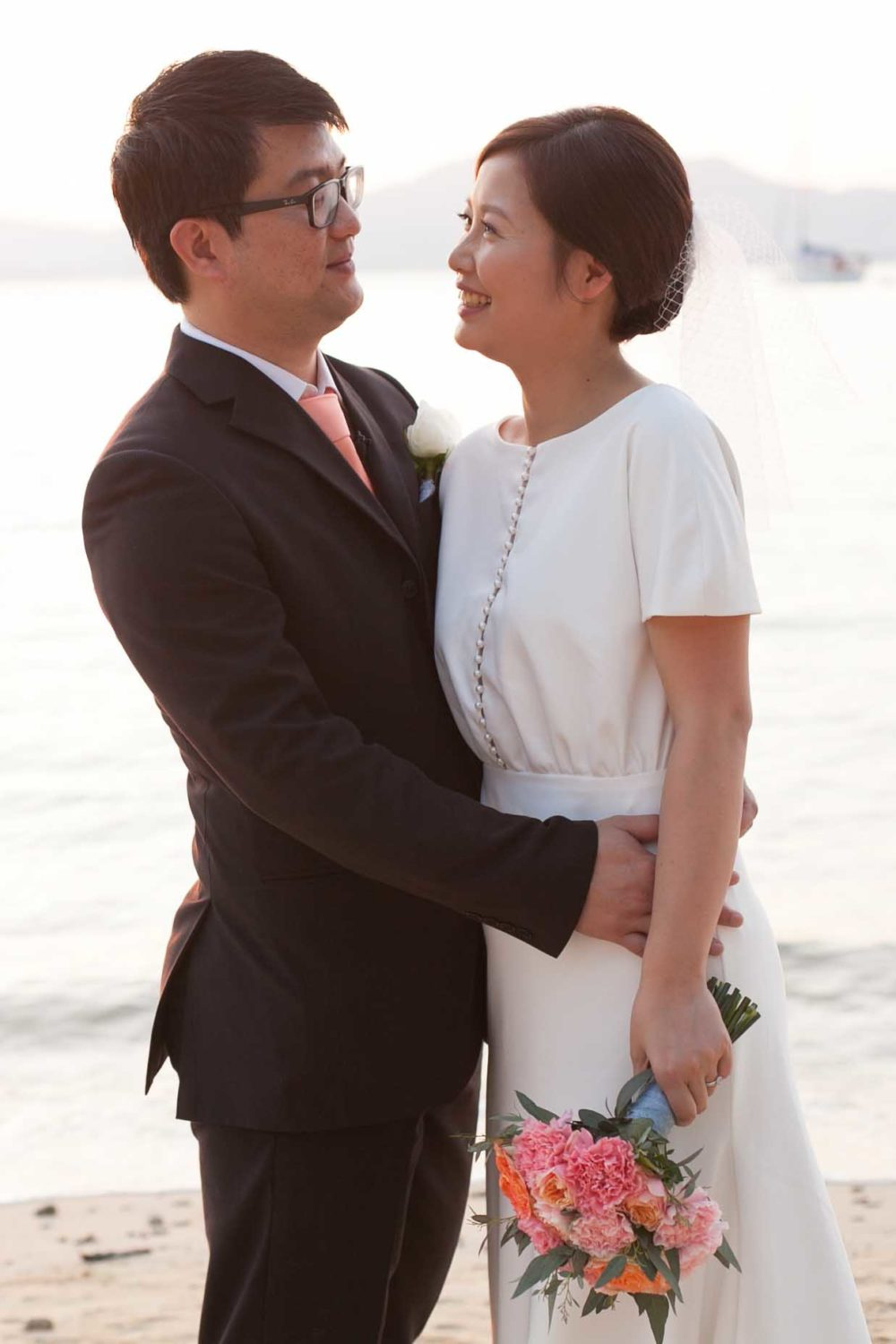 Keke & Zhao's Panwa Beach Wedding